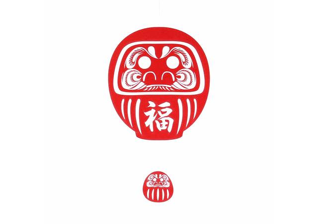 オーナメント(お稲荷さん・だるま・忍者)は「和」をモチーフにした商品がおすすめ!お土産にも最適!